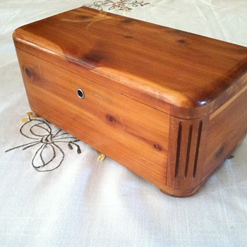 My favorite Lane Cedar Box