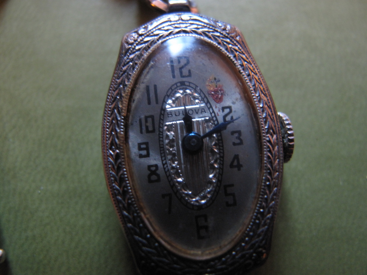 Antique Bulova watches | Collectors Weekly