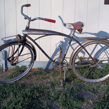 1960 Western Flyer Bicycle - Sporting Goods