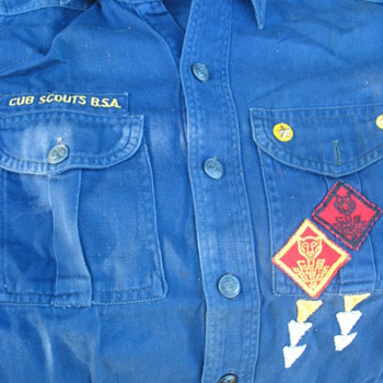 Cub Scout uniform - Mens Clothing
