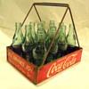 c. 1920 Coca-Cola Vendor Bottle Carrier