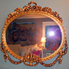 Gold Italian Mirror