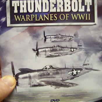 Warbirds & Warplanes of WW II - 4 DVDS