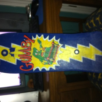 Gumby Skateboard