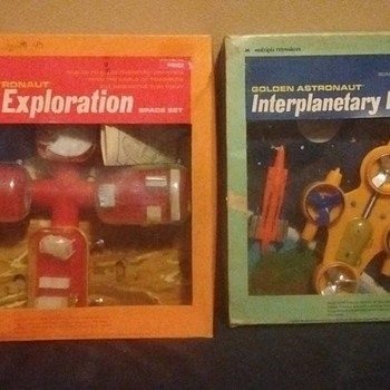 Multiple toymakers 1969