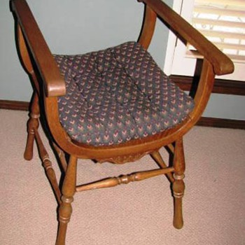 Unknown Chair    Need help identifying - Furniture