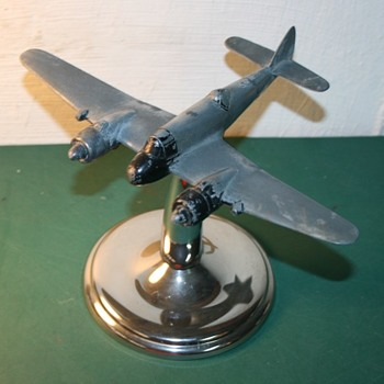 Rare Bronzart RAF Bristol Beaufighter OVERHAULED