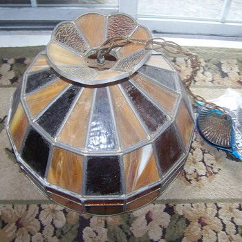 Tiffany Style Hannging Lamp - Lamps