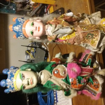 Puppet Doll from India