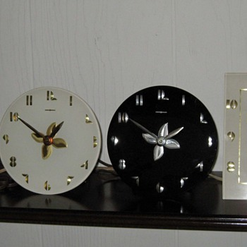 1936 GE Clocks by John Rainbault - Clocks