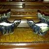 My favorite Rosemeade skunk salt and pepper shakers