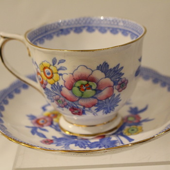 Royal Albert Bone China England  Tea Cup # 2247 - China and Dinnerware