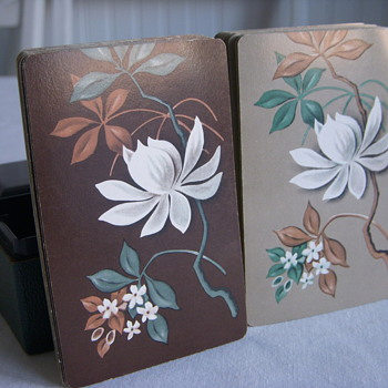 Type of Flower on Kem Cards - Cards