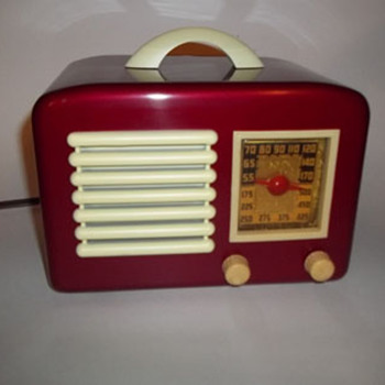 General TV and Radio 1940's