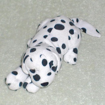 Dalmatian Stuffed Plush Toy