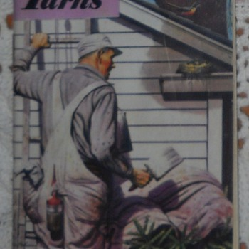Post Yarns - Grandpa Hopewell and His Flying Tractor - Books
