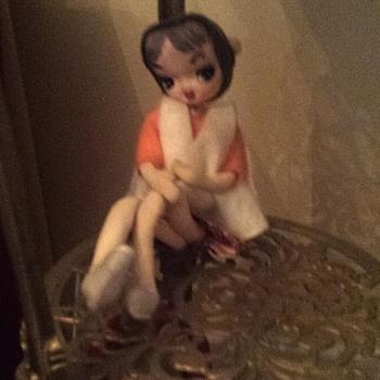 Mod Bradley Doll