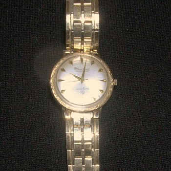 Uncle Frankie&#039;s 25year award 1950 - Wristwatches