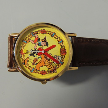 PINOCCHIO EMPLOYEE WATCH  - Wristwatches