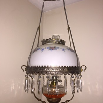 "Our ""old"" lamp..."