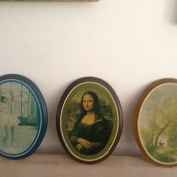 Famous Painters Trio