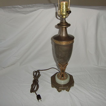 My bronze Lamp - Lamps