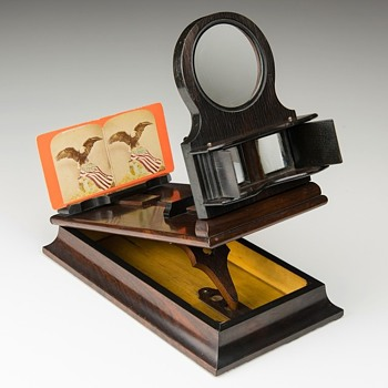 American Stereographoscope, mid-1870s