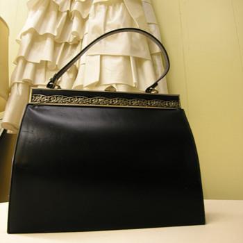 My Favorite Vintage Box Handbag by Triangle of New York - Bags