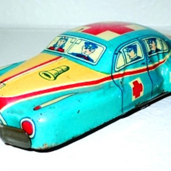 Tin Ambulance - Japan