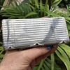 Antique/Vintage Silver Purse Compact.