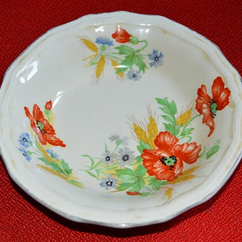 Alfred Meakin dessert bowl - China and Dinnerware