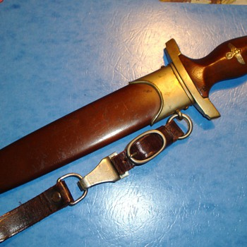 HACO SA Model 1933 Dress Dagger - Military and Wartime