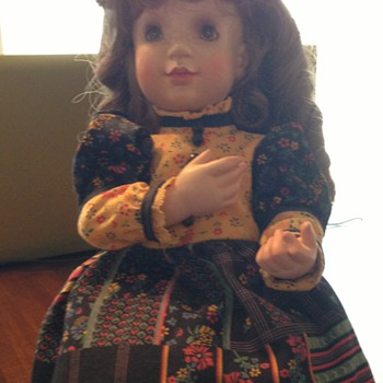 Sarah Kay Doll - Dolls