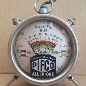 Pifco All-In-One Radiometer - 1932 approx. - Radios