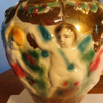 Item	Price	Qty	Total # 13875473 - Ornate Hand Decorated Vase. Made in Italy	$9.00	1	$9.00 - Art Pottery