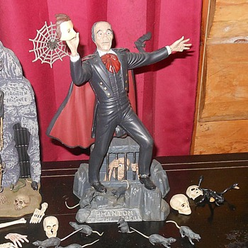 Phantom of the Opera Original Aurora Model 1963 - Toys