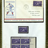 1939 Baseball Stamp - First Day Cover