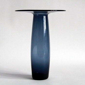 Kastrup Natbla vase  - Art Glass