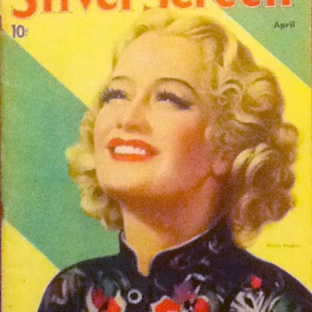 Silver Screen - April 1936 - Paper