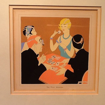 My Favourite Art Deco picture - Art Deco