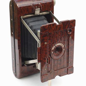 Kodak No.2 Hawkette - Cameras