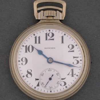 Howard 21J Series 11 Railroad Chronometer Pocket Watch