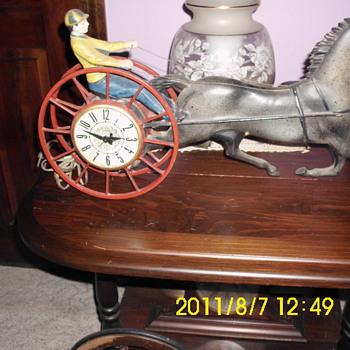 """The Trotter"" - Clocks"