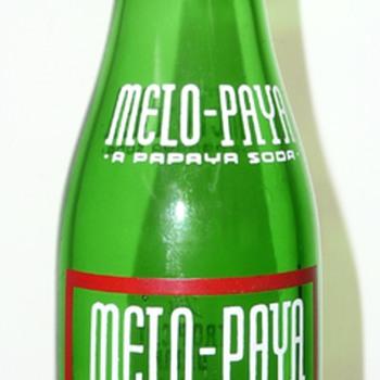 Melo-Paya Soda - Bottles
