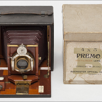 1897 Premo B Camera with original box
