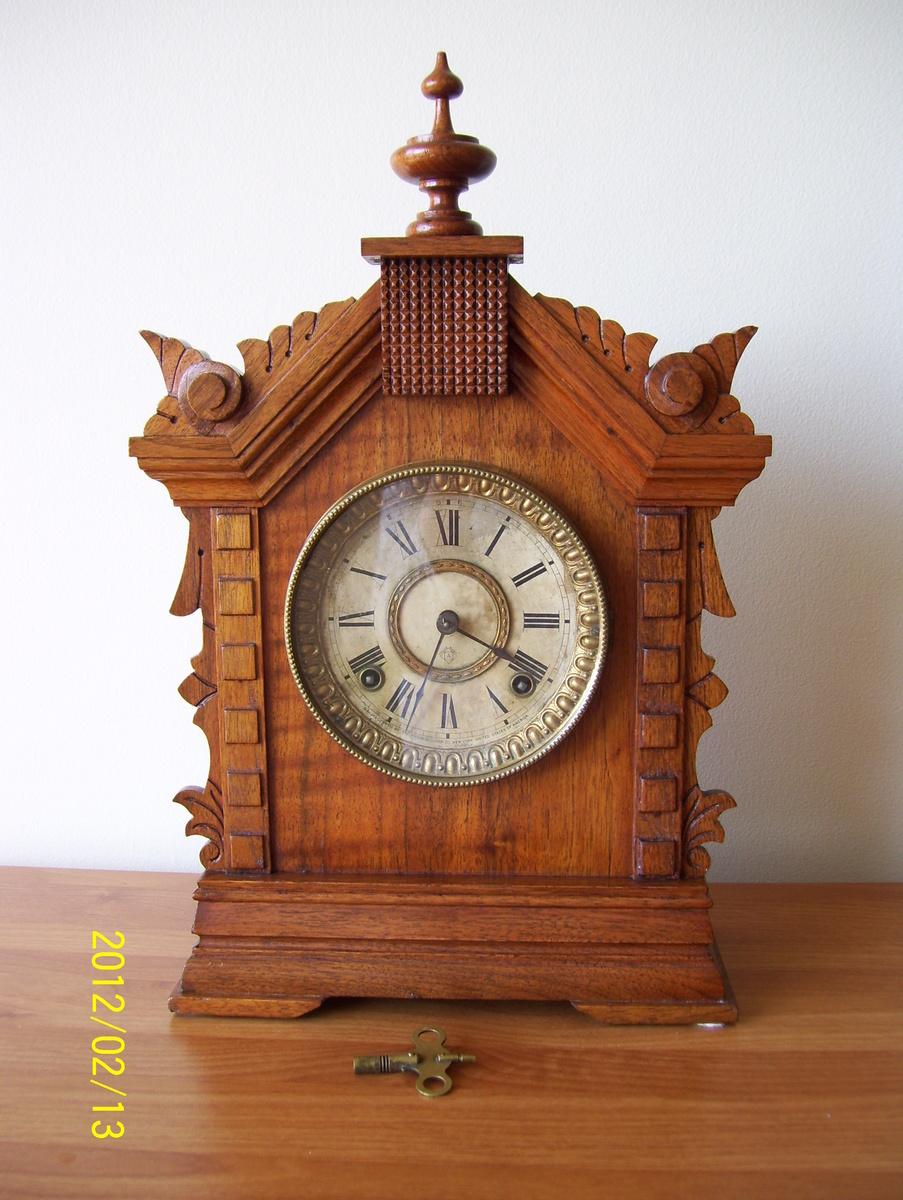 ansonia mantle clock eBay