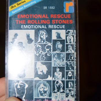 Rollin Stones C-cassette - Music