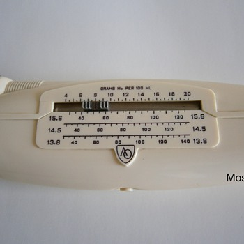 Museum Quality, Spencer HB-Meter. 