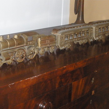 My Cast Iron Train NEED INFO