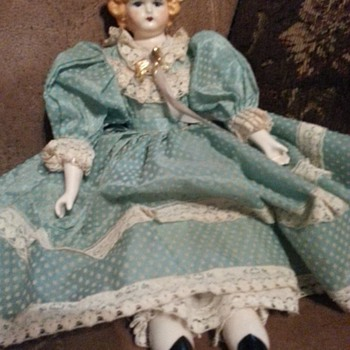 Does anyone know anything about this China Doll?